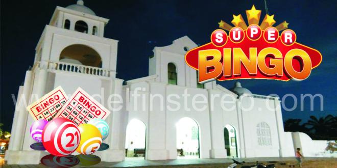 Hoy 3 de diciembre, Bingo de la Parroquia Sagrado Corazón de Jesús en Ciénaga