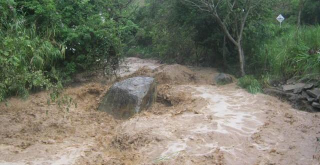 Continúa la alerta roja para los ríos del país debido a las lluvias: Ideam