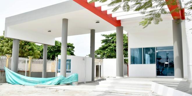 ¿Cuándo será inaugurada la nueva área de urgencias del hospital San Cristóbal?