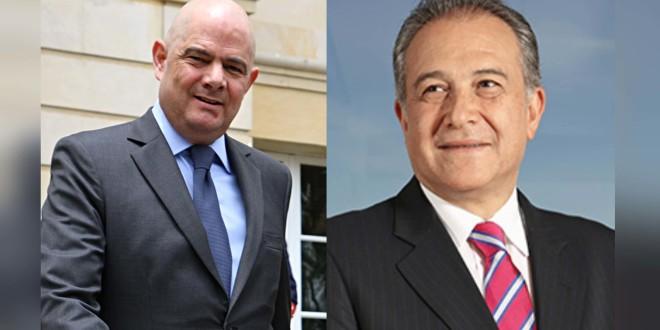 General ( r ) Naranjo reemplazará a Germán Vargas Lleras en la Vicepresidencia