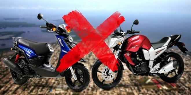 Día de las madres, tendrá restricción de motocicletas desde las 6:00 p. m.