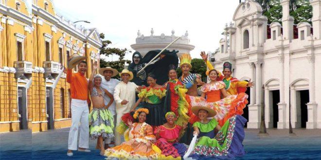 Corporaciones y Grupos folclóricos se unen para celebrar el Día Internacional de la Danza
