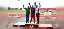 Joven atleta cienaguero gana medalla de oro en el Campeonato Nacional de Atletismo en la ciudad de Cali