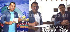 El cantante cienaguero Danny Polo firmó contrato de exclusividad con Discos Fuentes