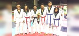 De nuevo taekwondistas cienagueros se alzaron con medallas en campeonato regional