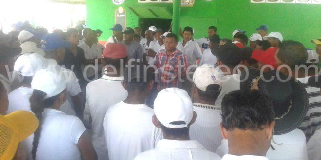 Pescadores de Puebloviejo y Ciénaga protestaron por desplazamiento causado por empresas carboneras