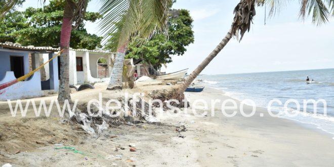 Líderes y ediles de la comuna Mar Caribe de Ciénaga se reunirán para analizar erosión costera