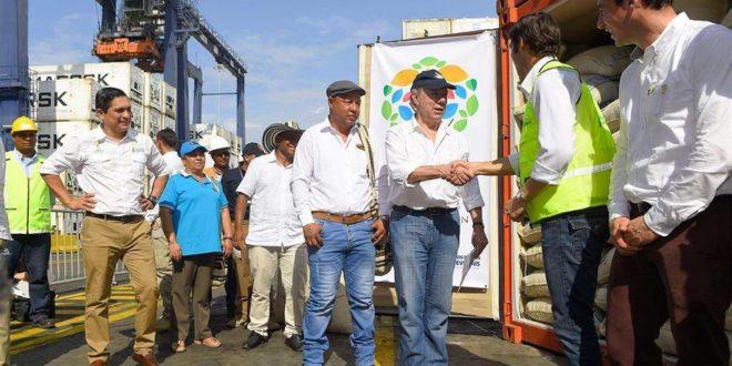 26 toneladas de café producido en la vereda La Secreta (Ciénaga), son exportadas a Australia