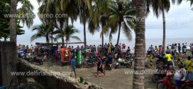 Intensidad del viento y altura del oleaje, habrían generado el ingreso del mar Caribe