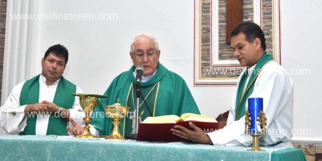 El sacerdote Onebis Maestre Cuello es párroco del Sagrado Corazón de Jesús en Ciénaga