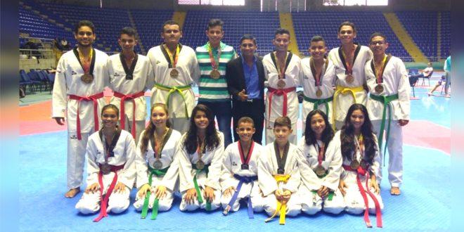 Taekwondistas cienagueros triunfaron en Bucaramanga