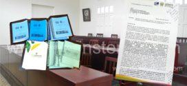 Alcalde envía información exigida por el concejo para el trámite y estudio de los proyectos de acuerdo