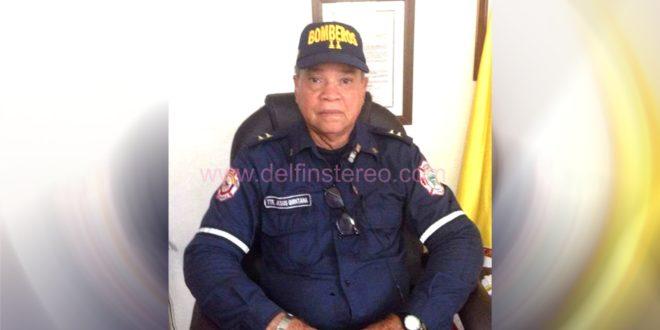Se posesiona nuevo comandante del cuerpo de bomberos en Ciénaga