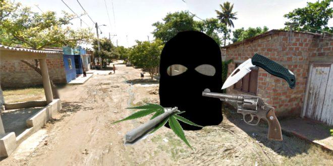 Los barrios 5 de febrero, El Faro y Simón Bolívar afectados por la delincuencia