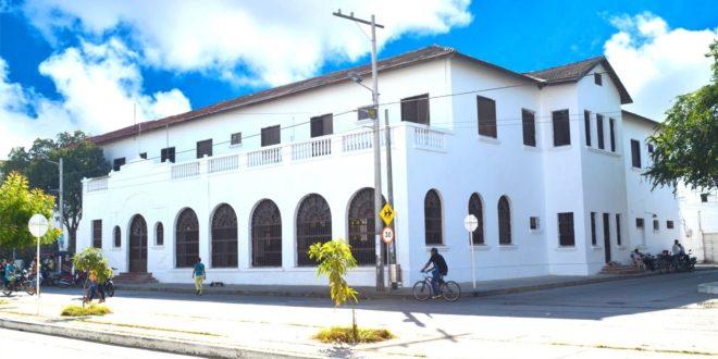 IES INFOTEP inaugura obras de adecuación de la sede académica y construcción de tres laboratorios