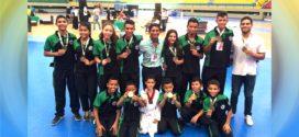 Deportistas cienagueros ganaron trece medallas y dos niños viajarán a México