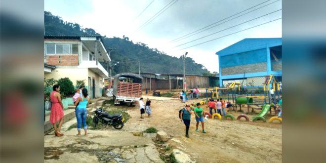 Organización extranjera lidera campaña para el uso racional del agua en San Pedro