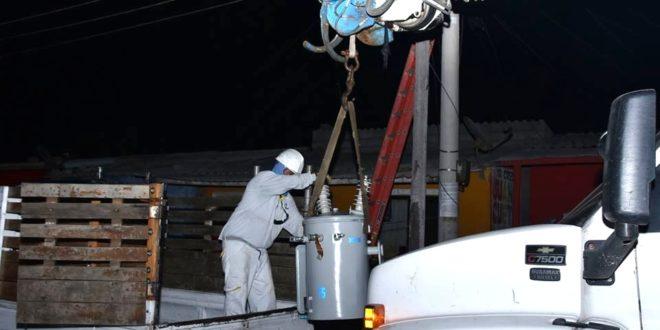 Alcaldía atiende problemas eléctricos en Tasajera y Palmira