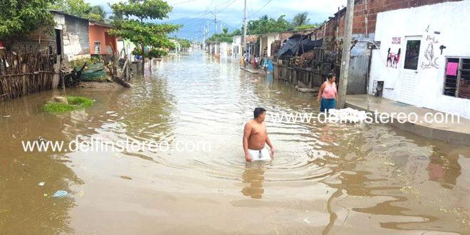 Gobierno municipal declaró la calamidad pública en Ciénaga