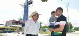 Gobierno Pérez Díaz culminará el monumento: Ciénaga Universal