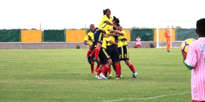 Aplastante victoria del tricolor colombiano ante la selección de Ecuador