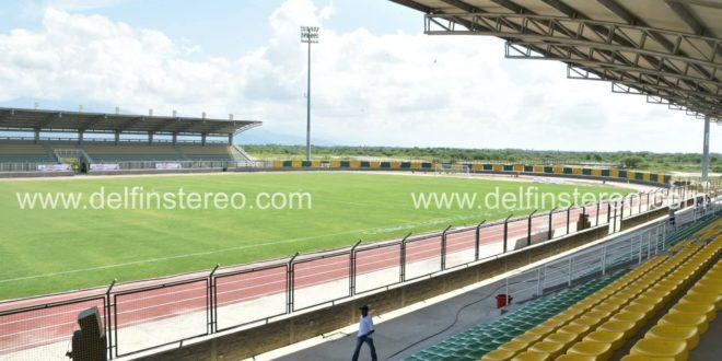 El estadio de fútbol La Alborada pasó el examen en los XVIII Juegos Bolivarianos