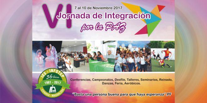 INFOTEP abre sus puertas a 6ta Jornada de  Integración Institucional por la Paz