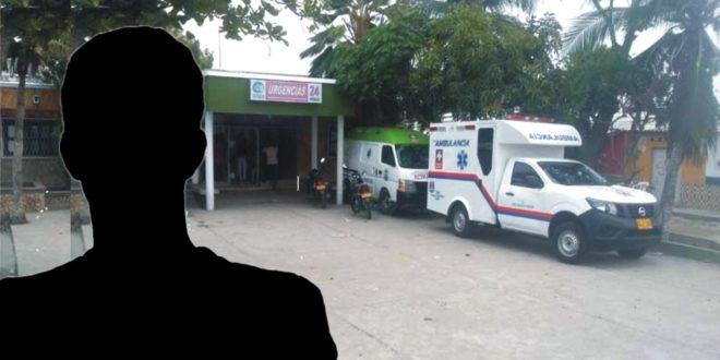 En Puebloviejo, menor de edad fue herido con arma de fuego