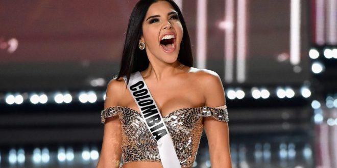 Colombia, virreina en Miss Universo 2017