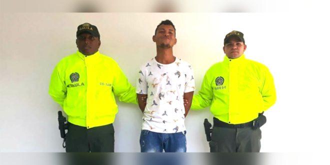 Capturado en Ciénaga por el presunto delito de extorsión