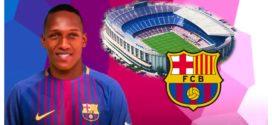 Yerry Mina ya es jugador del Barça