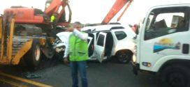 Muere mujer en accidente de tránsito entre Ciénaga y Barranquilla