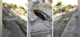 Aguas del Magdalena: contaminación, daños a las vías y viviendas, en los sectores por donde pasa