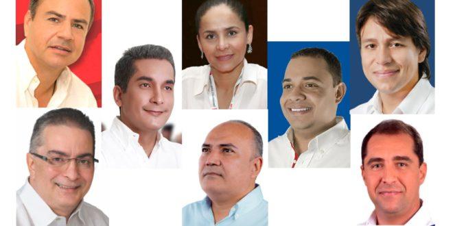 Rostros desconocidos para este municipio que aspiran a sus votos