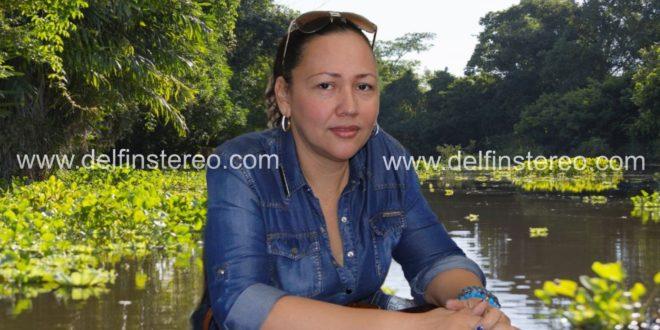 Lilibeth Ladrón de Guevara, es la nueva coordinadora de medio ambiente del Magdalena