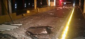 Se confirma voladura de dos peajes en Aguachica, Cesar