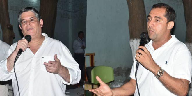 Zabaraín-Pinedo, la dupla para representar dignamente al Magdalena en el Congreso